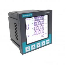 Multimedidor de Energia Trifásico KPM53