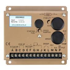 Controle de velocidade ESD5522 10~VDC