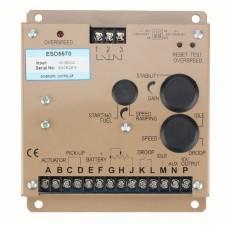 Controle de velocidade ESD5570 10~VDC