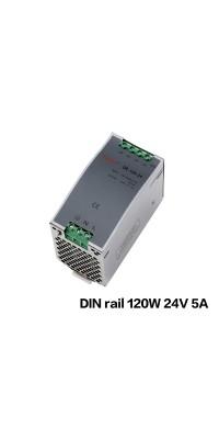 Fonte de alimentação - trilho DIN/120W 24V